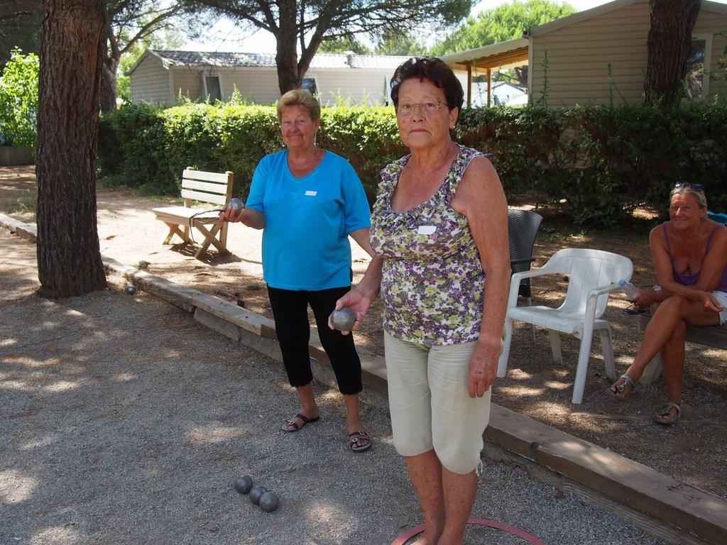 Pétanque mixte du 26 juin 2015