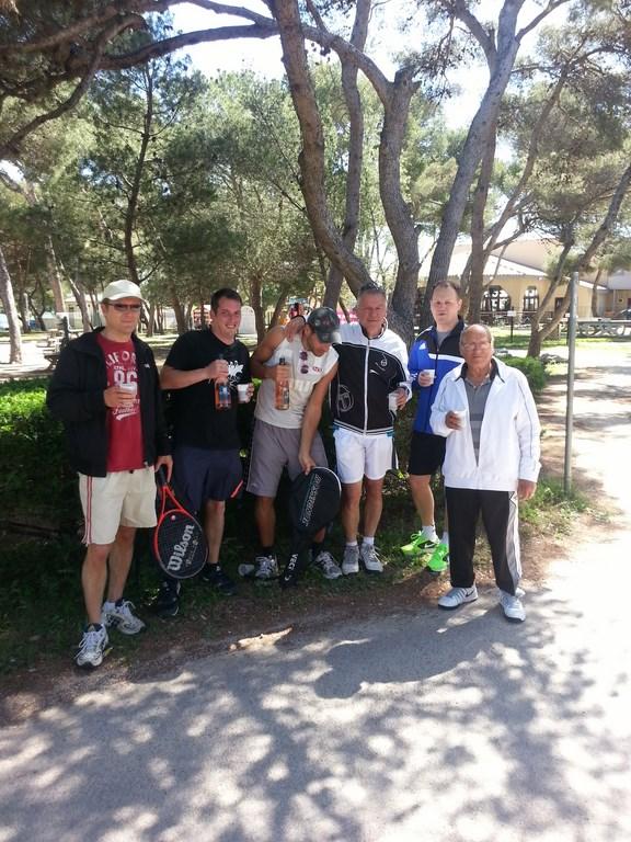 Tournoi de tennis de 02 mai 2015