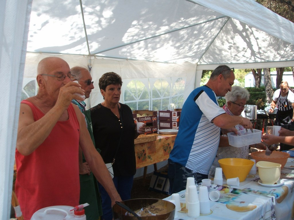 Repas moules frites et pétanque du samedi 25 juin 2016