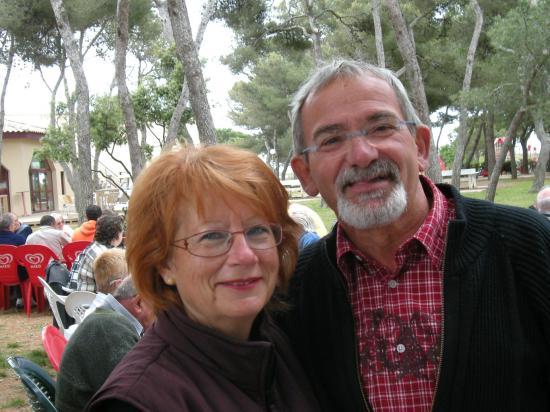 Babette et Gilbert REGNAULT