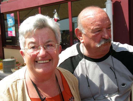 Georgette et Alain HEMON