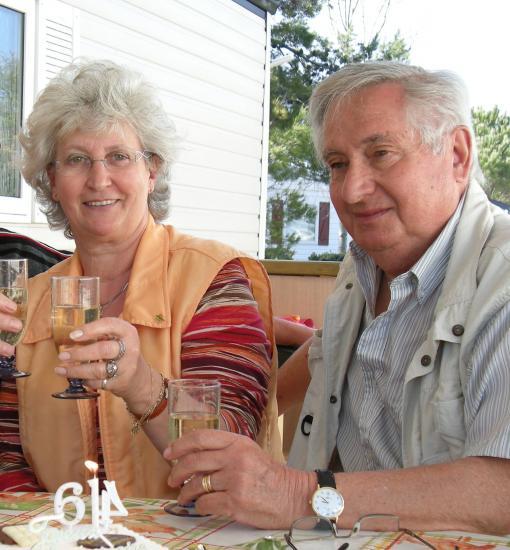 Josette et Yvan CORBIN