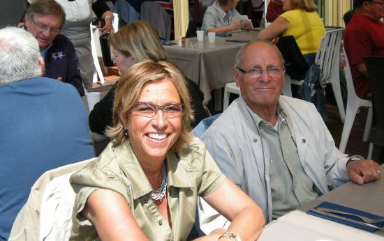 Michèle et Jean Dimarino
