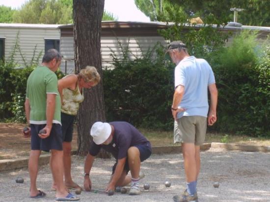 Tournoi de boules 2009 France-Angleterre