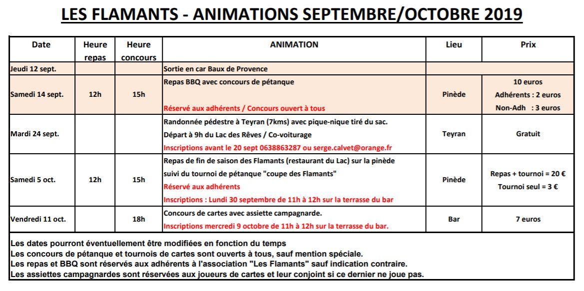 2019 animations sept oct